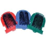 Partrade Scrub + Wash Mitt Red 7 Inch - 244859\106310
