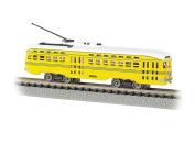 Bachmann BAC62991 N Trolley PCC Cincinnati 8 Wheel