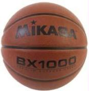 Olympia Sports BA140P Mikasa Jr. BX1008 Rubber Basketball
