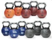 AGM Group 35831 Elite Kettlebell Medicine Ball - Orange 3.6kg
