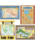 Teacher Created Resources 4422 Ancient Civilizations Bulletin Board Display Set
