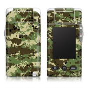 DecalGirl SBLOG-DIGIWCAMO Sony Bloggie Skin - Digital Woodland Camo