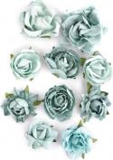 Kaisercraft 465727 Paper Blooms-Sage