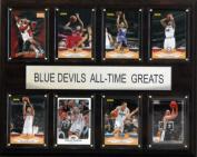 C & I Collectables 1215ATGDUKE NCAA Basketball Duke Blue Devils All-Time Greats Plaque