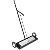 Master Magnetics Inc. MFSM24RX 60cm Heavy-Duty Magnetic Floor Sweeper with Release