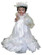 Precious Kids 36007 16 Betty Boop Porcelain Bridal Lamp