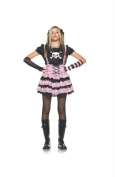 Costumes For All Occasions UAJ48007SD Punk Rock Princess Teen Sm-Med