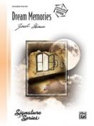 Alfred 00-30588 Dream Memories - Music Book