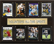 C & I Collectables 1215ATGUTV NCAA Football Tennessee Volunteers All-Time Greats Plaque