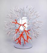 Kirch LS983T1 The Coral Lamp - White-Orange