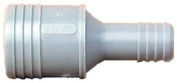 Genova Products .190.5cm . X .127cm . Poly Insert Reducing Coupling 350175