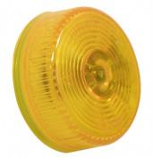 Peterson Mfg. 5.1cm . Amber Clearance Side Marker Light V146A
