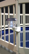 NA424 Solar Fence Light