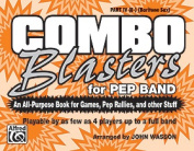Alfred 00-MBC9611 Combo Blasters for Pep Band - Music Book