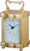 Kirch 2325 Brass Arceau Carriage Clock