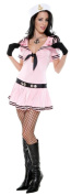 Costumes For All Occasions OR557211SD Small-Medium Sassy Sailor - Pink