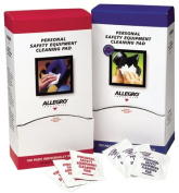 Allegro 037-3001 Alcohol Free Cleaning Pads-Alcohol Free Cleaning Towelette 100-Box