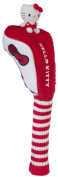 Williams Sports Holdings HC-HKG.MM.DR.R-W Hello Kitty Golf Driver Mix & Match Red- White Headcover