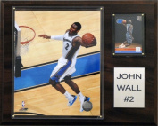 C and I Collectables 1215JWALL NBA John Wall Washington Wizards Player Plaque