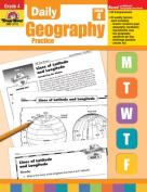 EVAN-MOOR EMC3713 DAILY GEOGRAPHY practise GRADE 4
