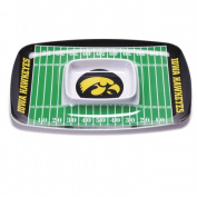 BSI PRODUCTS 32024 Chip and Dip Tray - Iowa Hawkeyes