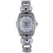 Hello Kitty CT. 7105LS-01M Stainless Steel White Watch