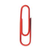 Baumgartens ES-5020 3.5cm . Vinyl Clips-Red-100 - Pk0