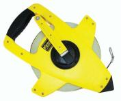 Olympia Sports TR076P Ultraglass Fibreglass Measuring Tape - 90m