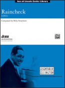 Alfred 00-JLCM01003 Raincheck - Music Book