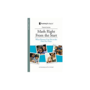 Gryphon House 26442 Math Right from The Start Book - Paperback