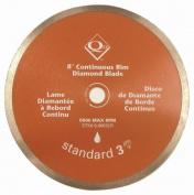 Qep Tile Tools Diamond Blades Continuous Rim 6-8003CR
