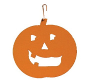 Village Wrought Iron HOS-25O Jack-O-Lantern Silhouette Decoration