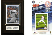 C and I Collectables 11YANKEESFP MLB New York Yankees Fan Pack