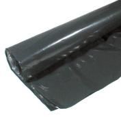 Warp Brothers 15 X 25 6 ML Black Plastic Sheeting 6CH15-B