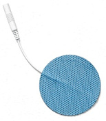 PMT Medical SP2000 Soft-Touch Cloth Electrodes - tyco gel Round