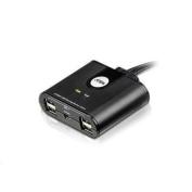 Aten US224 2 Port USB 2.0 Peripheral Sharing Device