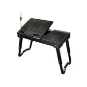 Living Healthy Products LDTBL-001-02 Multi Functional Laptop Table Stand