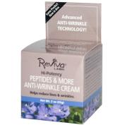 Peptides Anti-Wrinkle Cream with Palamitoyl Peptide 3 Reviva 60ml Cream