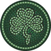 Celtic Shamrock Poolsaic 70cm 67B00-00076