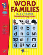 On The Mark OTM1861 Word Families 2 3& 4 Letters