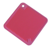 Magware MW-PHS-PNK So Cool Silicone Pot Hoder Trivet - Pink