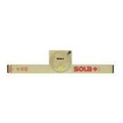 Sola NAM 50 T Sola Magnetic Analogue Inclinometer with Carry Bag- NAM 50 T