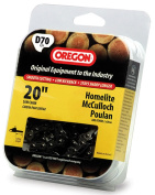 Oregon Chain 20in. Full Chisel Cutting Chain D70