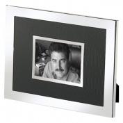 Natico Originals 60-BL123 Frame, Black & Silver - 2X3