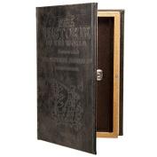 Barska Optics CB11994 Antique Book Safe with Key Lock