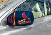 FANMATS 13302 MLB - St Louis Cardinals Small Mirror Cover