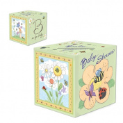 Beistle 54398 B Is for Baby Card Box