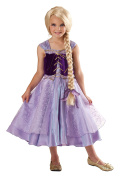 Princess Paradise Tower Princess Child Costume Size X-Small