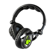 DecalGirl KHP-SIMPLYGREEN KICKER HP541 Headphone Skin - Simply Green