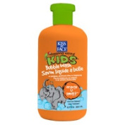Kiss My Face Kiss Kids Bubble Wash Orange U Smart12 fl. oz. Body Care 221672